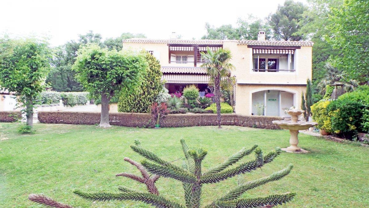 Annonce villa 5 pieces aix en provence vente - Les jardins de provence 77 ...